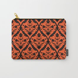 Halloween trellis ikat Carry-All Pouch