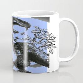 1940's Screen Siren Tattoo Art Coffee Mug