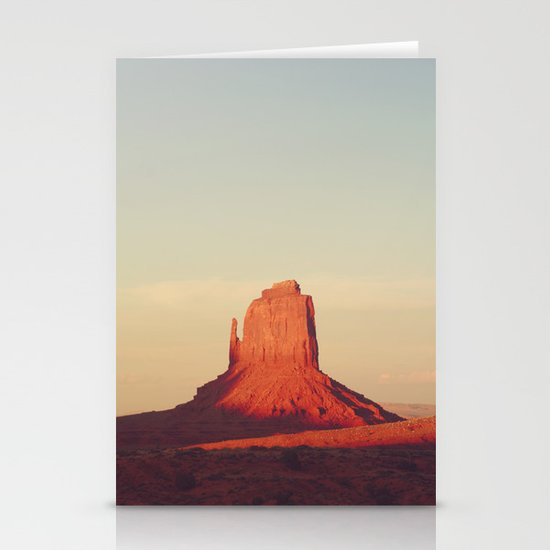 Monument Valley, P.M. Stationery Cards