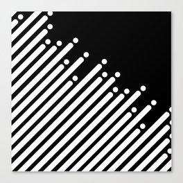 Onwards and Upwards Canvas Print