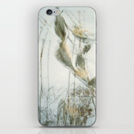 Milk Weed iPhone Skin