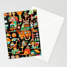 The Chipper Widget (Remix) Stationery Cards