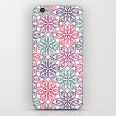 PAISLEYSCOPE tile iPhone & iPod Skin