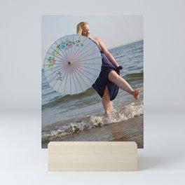 Water Dancing Mini Art Print