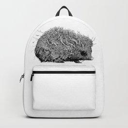 Leaf Hedgehog Backpack