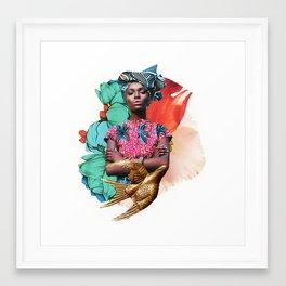 Bloom 9 Framed Art Print