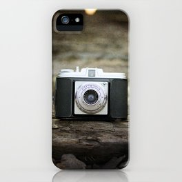 Agfa Isola iPhone Case