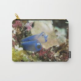 Blue Sea Squirt Carry-All Pouch
