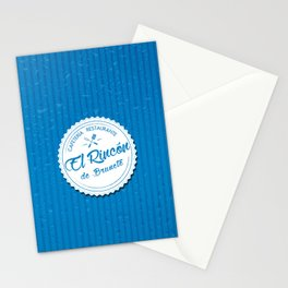 El Rincón de Brunete Stationery Cards