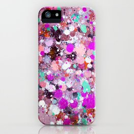 Cosmic Bang iPhone Case