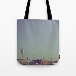 Durham Station Tote Bag