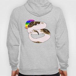 Gay Pride (Piebald Ball Python) Hoody