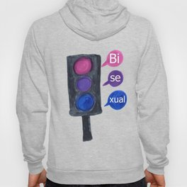 bisexual light Hoody