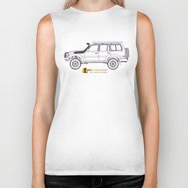Land Cruiser 80 Series Biker Tank