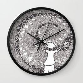 AHmaZING Sherrie (No Wording) Wall Clock