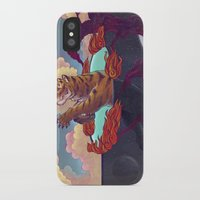 Ring of Fire iPhone X Slim Case