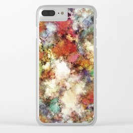 Tricky Clear iPhone Case
