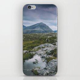 Wester Ross Landscape iPhone Skin
