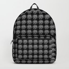 zakiaz Black & White Marker Swirl Backpack