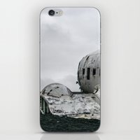 dc iPhone & iPod Skins featuring DC-3 by Alex Tonetti Photography