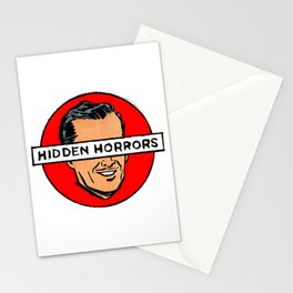 Hidden Horrors Stationery Cards