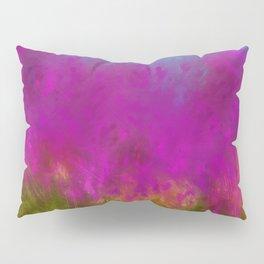 Wildflowers Mod Impressionism Pillow Sham
