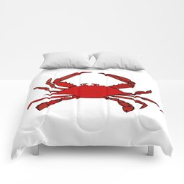 Getting Crabby Comforters