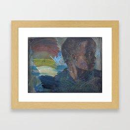 Swazi Art 14 Framed Art Print