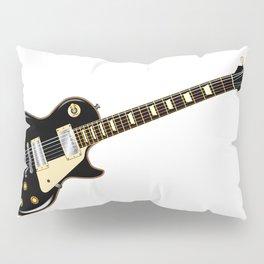 Rock Standard Guitar Pillow Sham