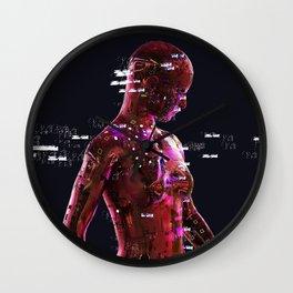 DEFECTIVE MODEL Wall Clock
