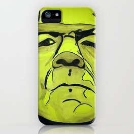 Frankenstein - Halloween special! iPhone Case