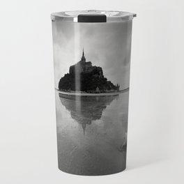 Mont Saint-Michel Travel Mug