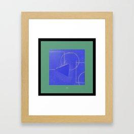 APA 002 Framed Art Print