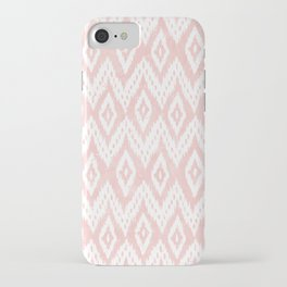 Watercolor BLUSH PINK, Spring 2019 iPhone Case