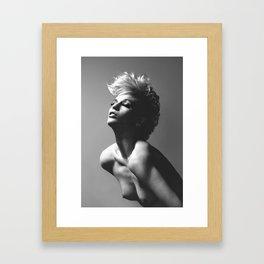 Retroactive  Framed Art Print
