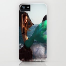 The Mermaid iPhone Case