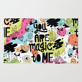 you are magic to me Rug