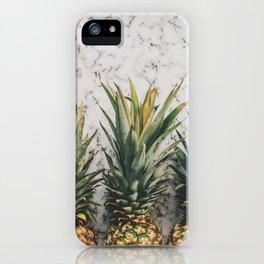 Three ananas iPhone Case