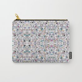 Geometricly Speaking Carry-All Pouch
