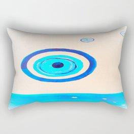 the ocean eye  2 Rectangular Pillow