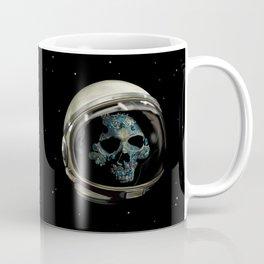 Holy Starman Skull II Coffee Mug