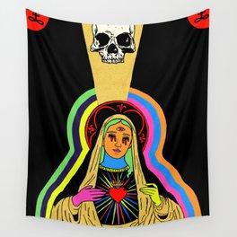 Hail Mary Wall Tapestry