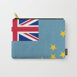 Tuvalu Flag Carry-All Pouch