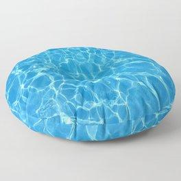 pool water Floor Pillow