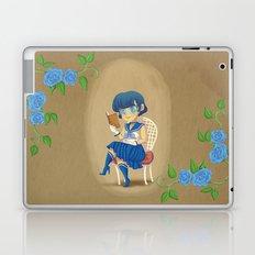 Retro Sailor Mercury Laptop & iPad Skin