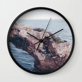 summer in the island Wall Clock