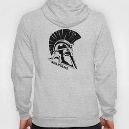 Spartans Black Hoody