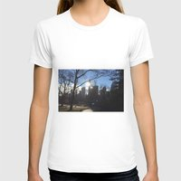 central park T-shirts featuring Central Park by PintoQuiff
