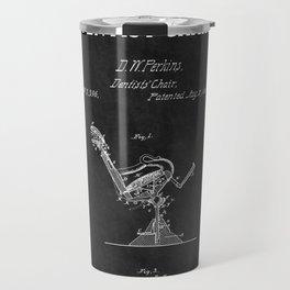Dentist Chair Patent 2 Travel Mug