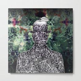 Second Son of Man Metal Print
